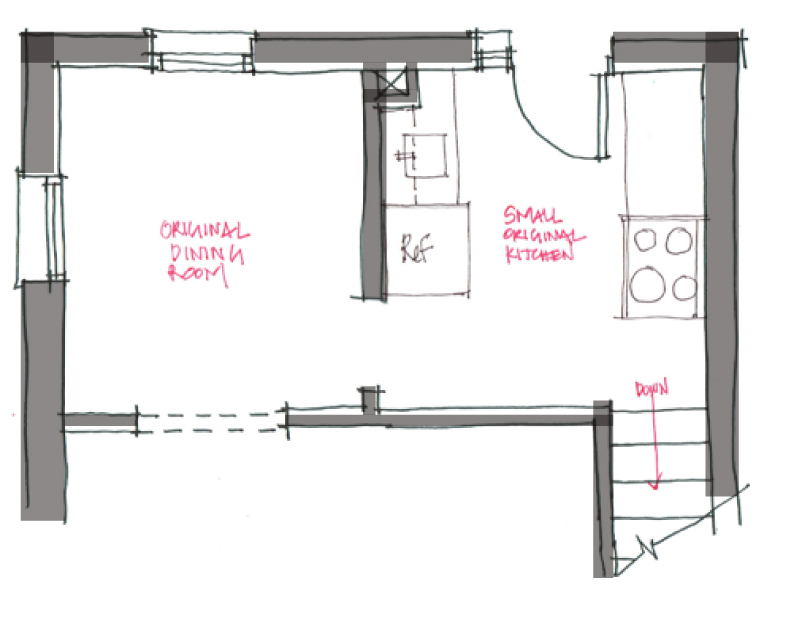 Floor plan ideas for a small kitchen Small House Big Ideas – Floor Plan Ideas For Small House